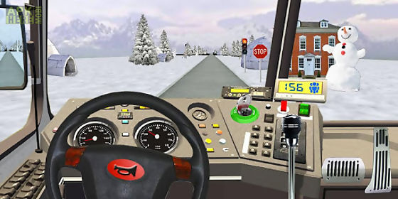 drive bus simulator