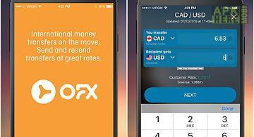 Forex money transfer