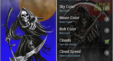 Grim reaper livewallpaper free