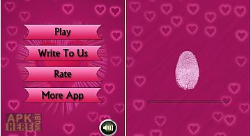 Love scanner: know your love