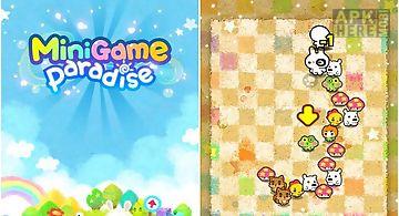 Minigame: paradise