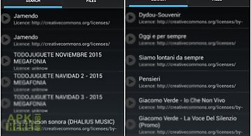 Jamendo music for Android free download at Apk Here store