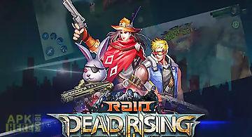Raid: dead rising hd edition