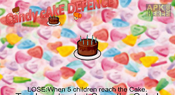 Candy cake defence