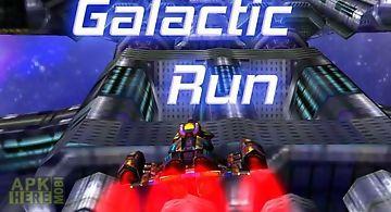 Galactic run