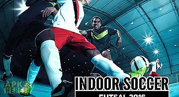 Indoor soccer futsal 2016