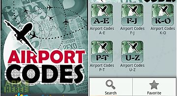 International airport codes