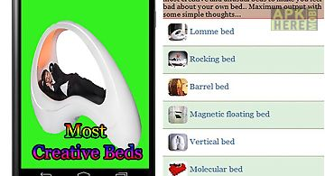 Most creative beds