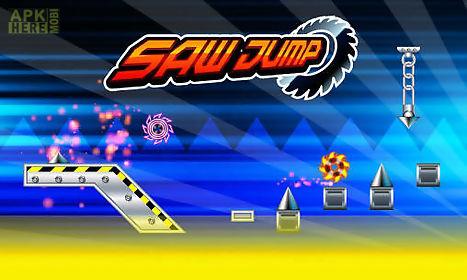 saw jump