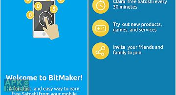 Free bitcoin maker - claim btc for Android free download at Apk Here