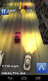 crime racing city