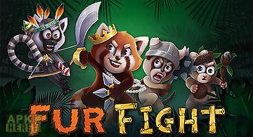 Fur fight