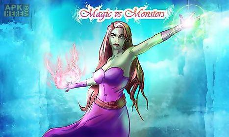 magic vs monsters
