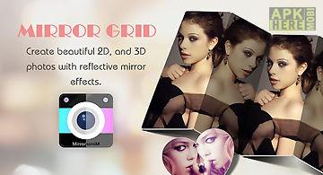 Mirror grid - photo collage