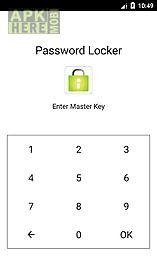 password locker data vault