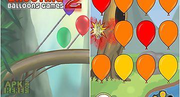 Shooting balloons games 2