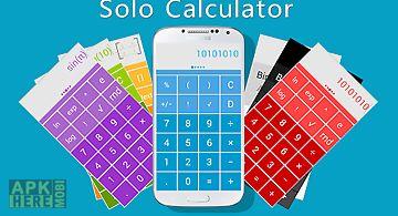 Solo scientific calculator