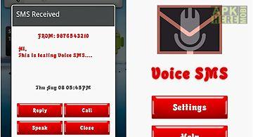 Voice sms premium