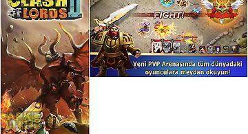Clash of lords 2: türkiye