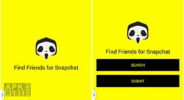 Find usernames for snapchat