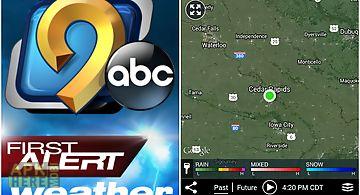 Kcrg-tv9 first alert weather