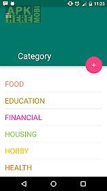 personal budget app
