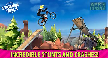 Stickman Downhill Monstertruck For Android Free Download At Apk