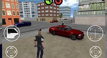 Usa crime city 2015