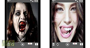 Vampire photo editor studio