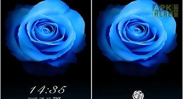 Blue enchantress Live Wallpaper
