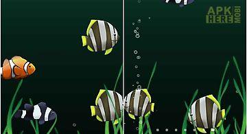 Fish aquarium  free Live Wallpap..