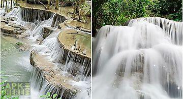 Lost waterfall Live Wallpaper