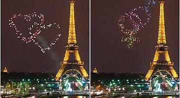 St valentine fireworks lwp Live ..
