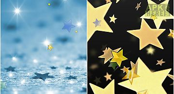 Stars by happy  Live Wallpaper