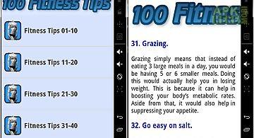 100 fitness tips 2014