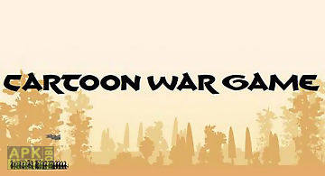 Cartoon war game