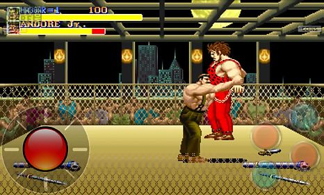 Final fight for Android free download at Apk Here store