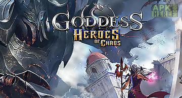 Goddess: heroes of chaos
