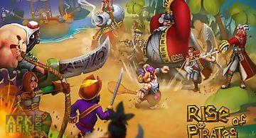 Rise of pirates