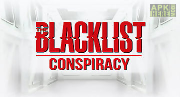 The blacklist: conpiracy