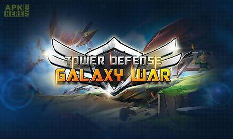 tower defense: galaxy war