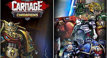 Warhammer 40000: carnage champio..