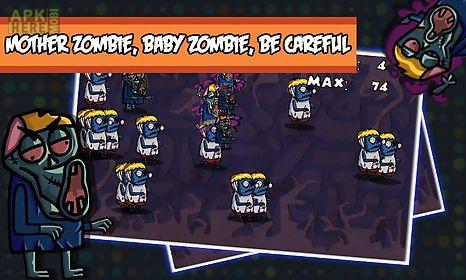 zombie smash and dash