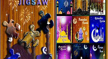 Ramadan jigsaw