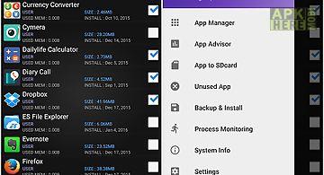 Smart app manager