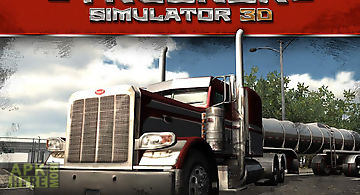 3d truck parking simulator