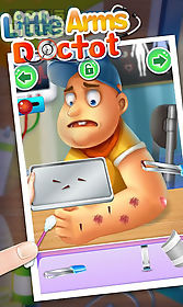 arm doctor - casual games