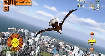 Eagle bird city simulator 2015