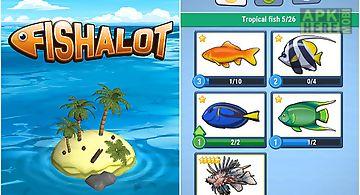 Fishalot: fishing game