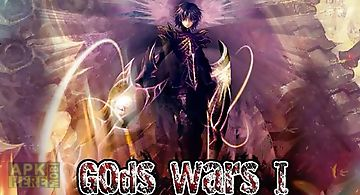 Gods wars 1: the fallen god